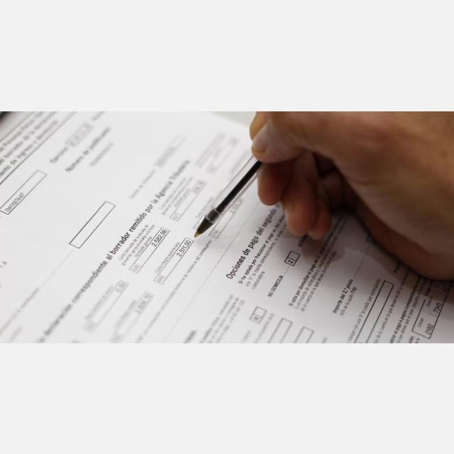 Técnico/a Contabilidad y Fiscalidad