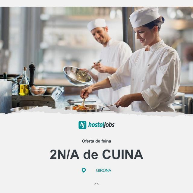 Segon de Cuina / Segundo de Cocina - Restaurant