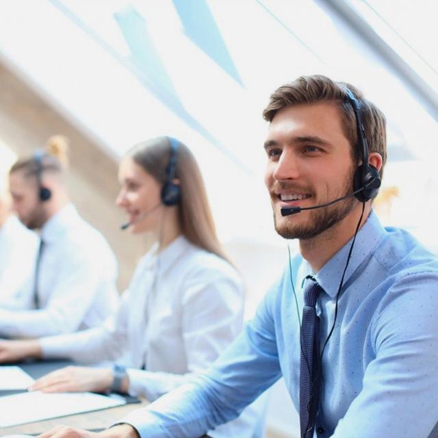 Coordinador/a Call Center ONGs (Experiencia captando) 1200€ 6h