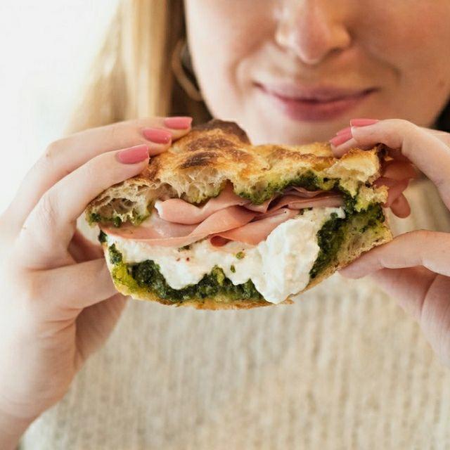Sandwich maker night shift