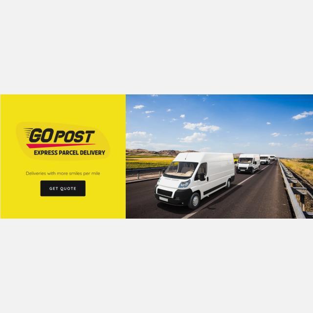 Parcel Delivery Driver