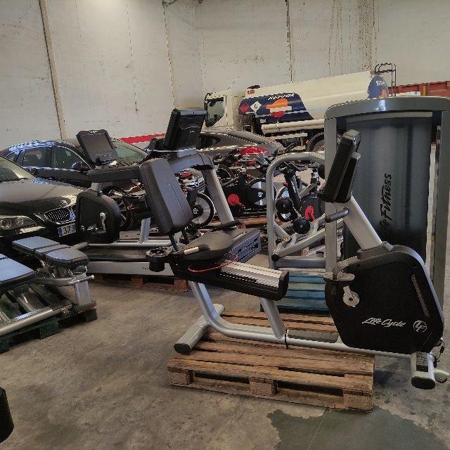 Instalador maquinas de gimnasio
