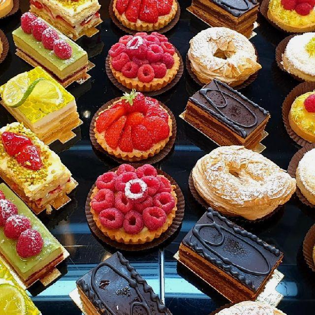 Vendeur vendeuse en boulangerie