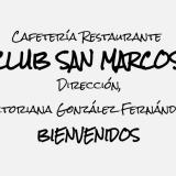 cafeteria restaurante Club San Marcos avatar icon