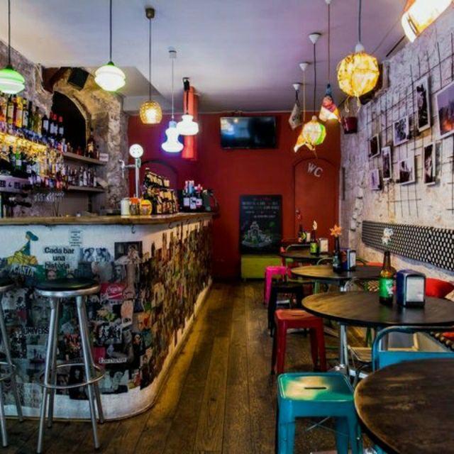 Camarero/a de Barra Bar Piadineria
