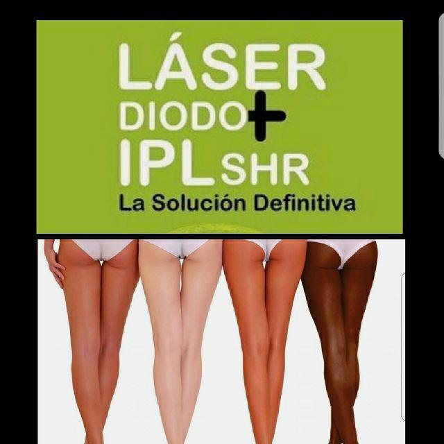 Tecnico en laser , IPL y Esteticien