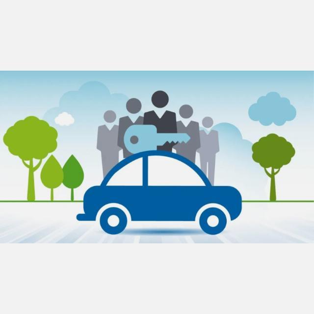 Empleado rent a car