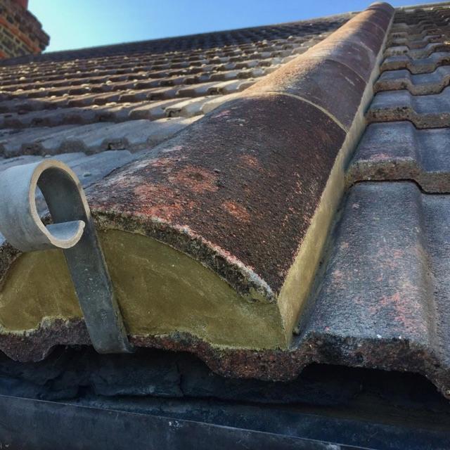 Roofer/carpenter