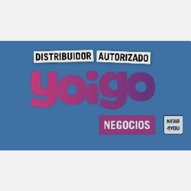 Asesor/a Comercial Yoigo Negocios, salario 563 euros más comisiones