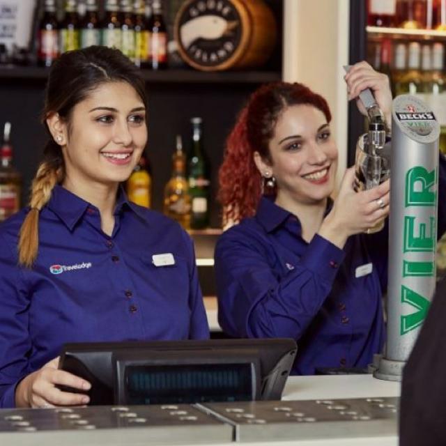 Bar and Kitchen Staff