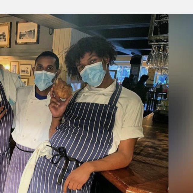 Chef De Partie -the boaters inn