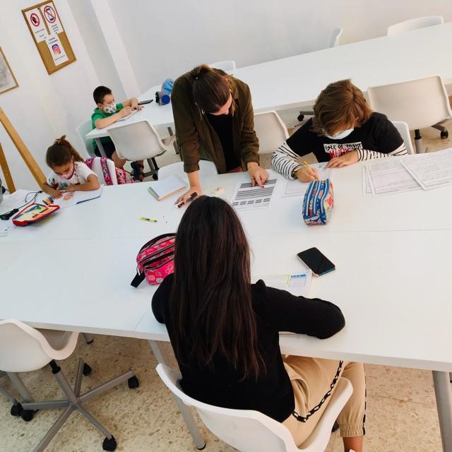 Pedagoga o pedagogo para taller de técnicas de estudio