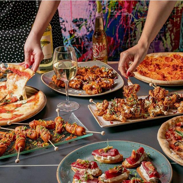 Pizza Chef / Chef De Partie