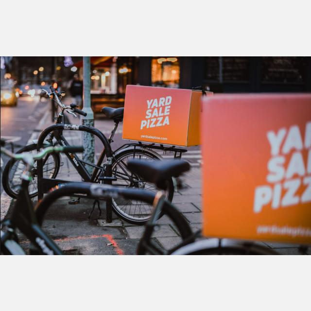 Delivery E-Cyclist, Crystal Palace London £8.91 per hour