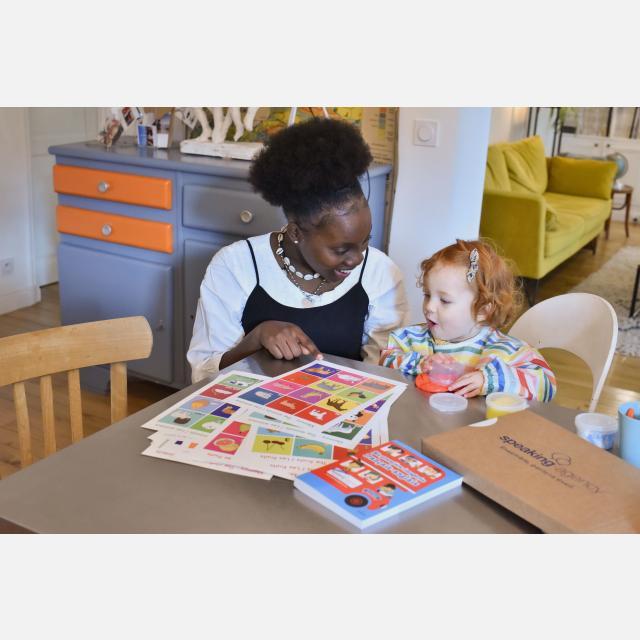 Devenez babysitter 'Garde-Active' : activites creatives fournies !