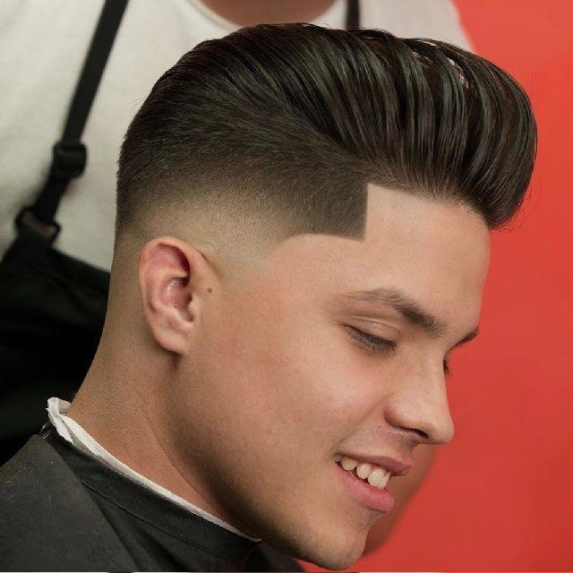 Barbero peluquero