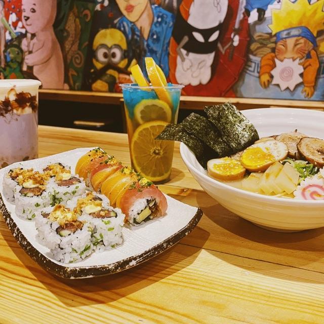 Commis chef / junior sushi chef