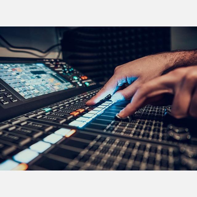 Técnico/a Iluminación, Sonido y Montaje de Tarimas