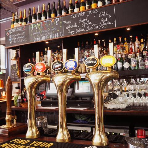 Bartender ( Pub work in Farringdon)