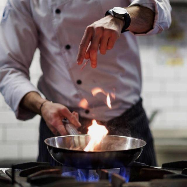 Cocinero/a Restaurante/ayudante de cocina