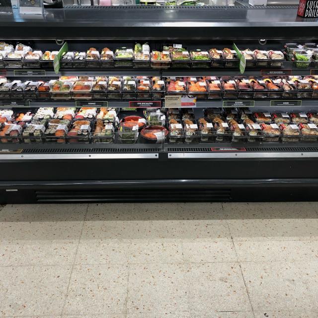 Sushi chef(kiosk)