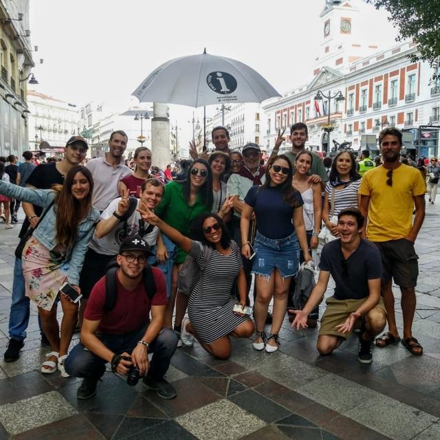 Guía Turístico Asociación Cultural Free Tour Madrid