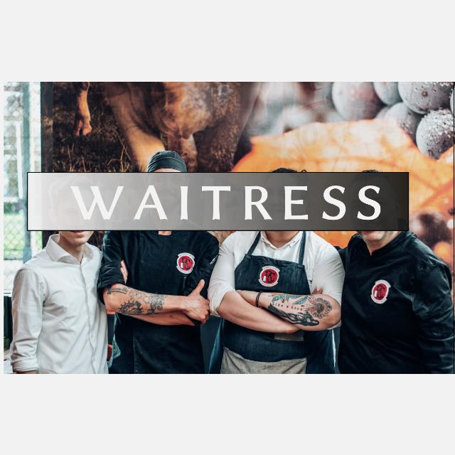 Head Waiter / Waitress