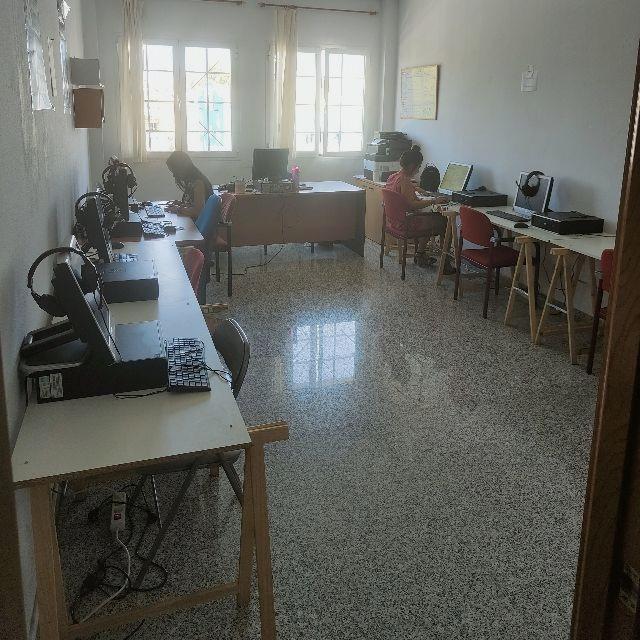 Teleoperador call center (campaña de holaluz)