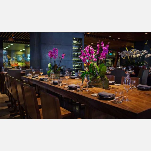 Commis Waiter Waitress Asian Restaurant