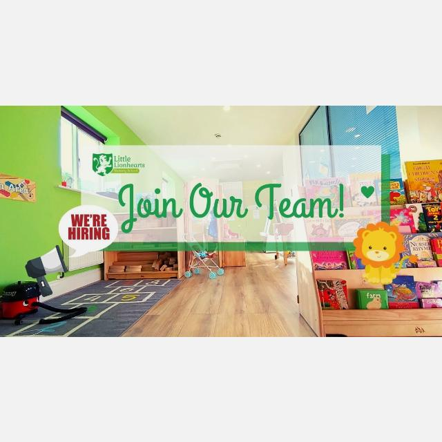 Nursery Assistant Chef