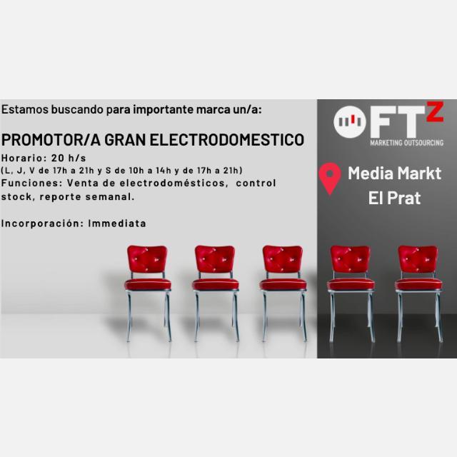 Promotor/a Comercial