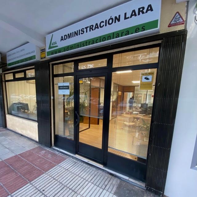 Beca auxiliar administrativo / laboral