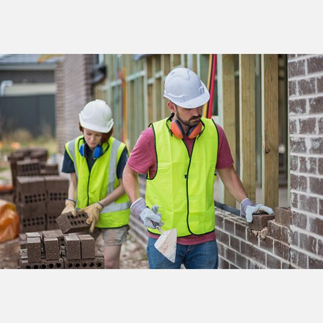 Ayudante/a de Construcción