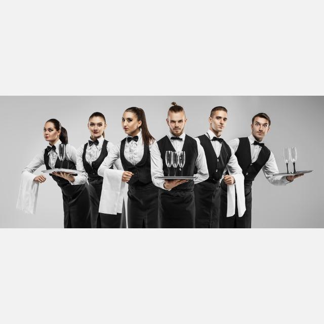 Waiter/Waitress - £11.00-£13.00ph