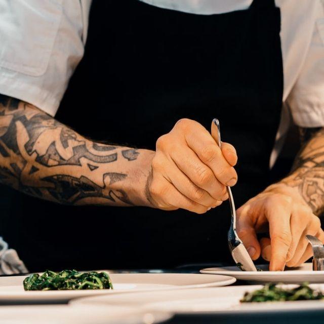 Chef De Partie 4 days on 3 days off