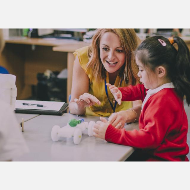 Teaching Assistant - No experience needed
