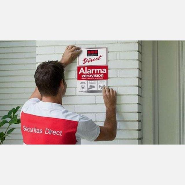 Asesor comercial e instalador de alarmas, Pontevedra