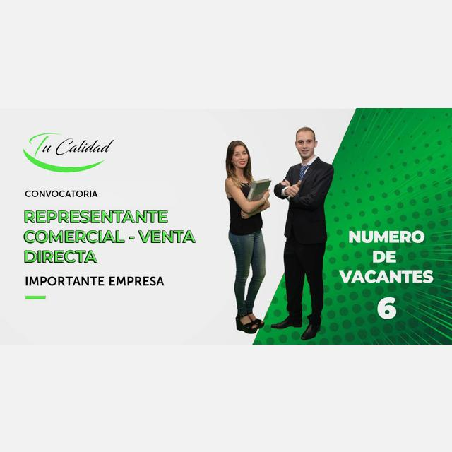 Técnico/a Comercial en Venta Directa
