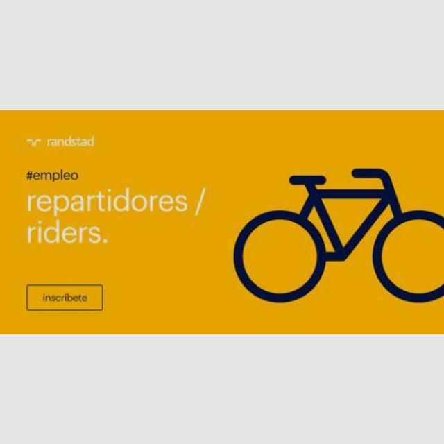 Repartidor/a con Vehículo Propio (moto, bici y patinete)