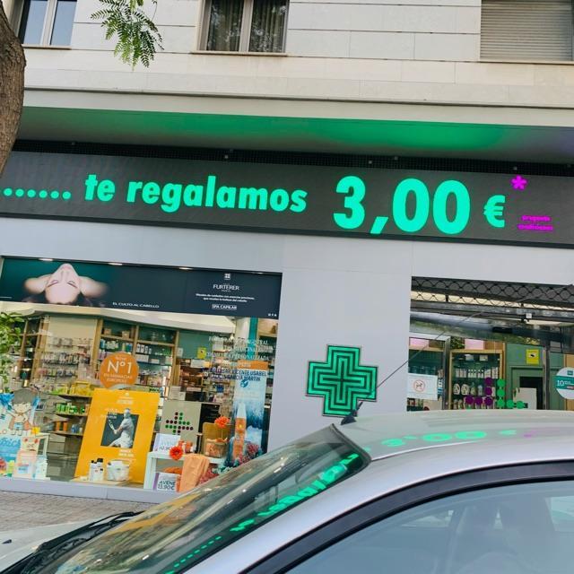 Gerente de farmacia