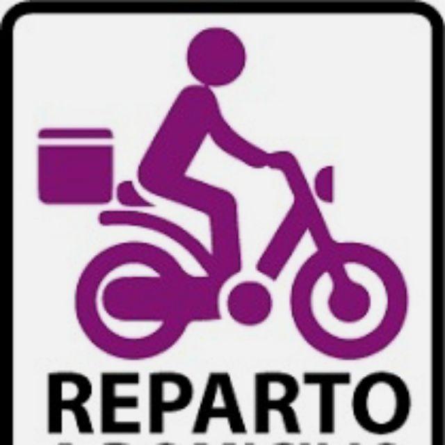 REPARTIDOR CON MOTO EMPRESA