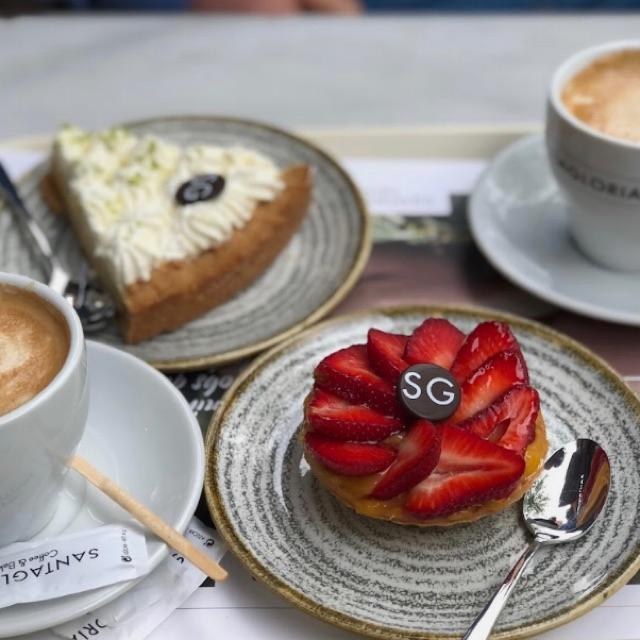 Dependiente panadería / cafetería