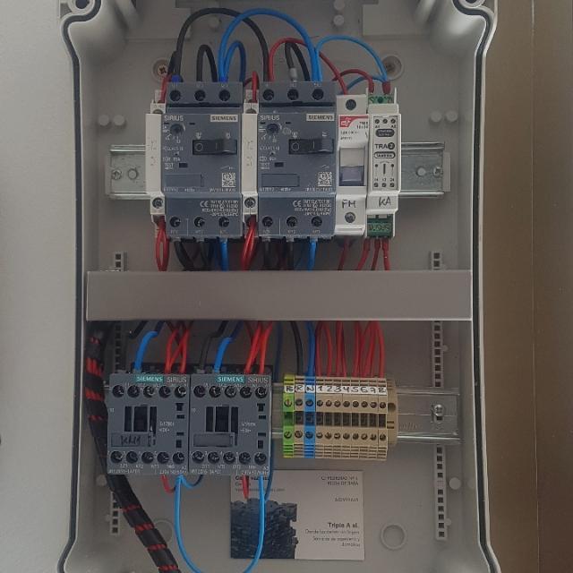 Instalador eléctrico y fontanero