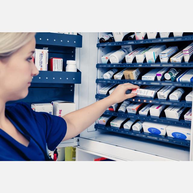 Pharmacy Dispenser