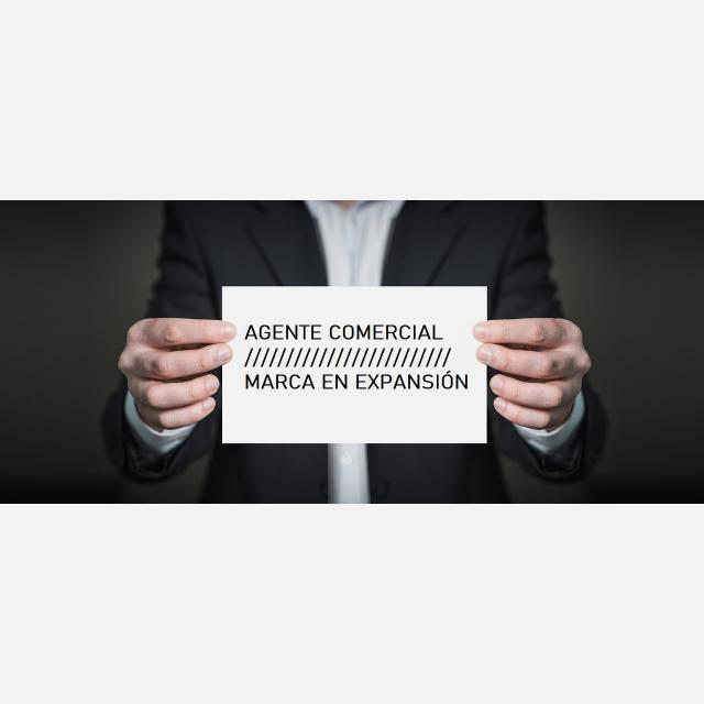 AGENTE COMERCIAL / MARCA EN EXPANSIÓN