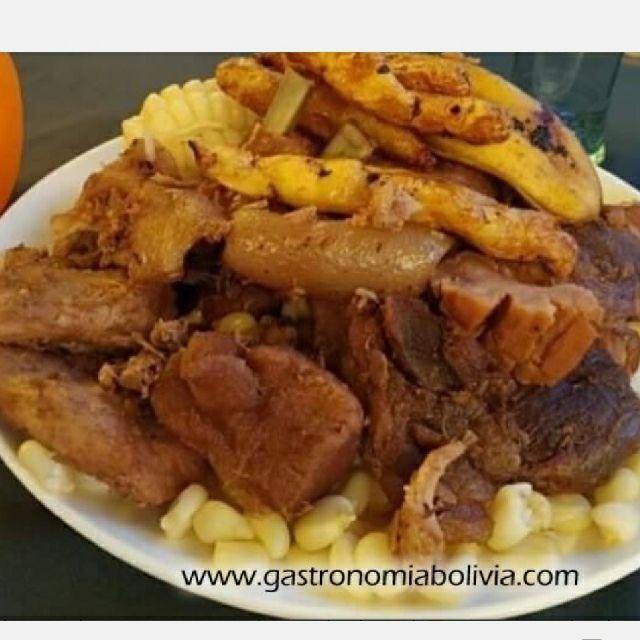 Cocinero/a Restaurante  Boliviano