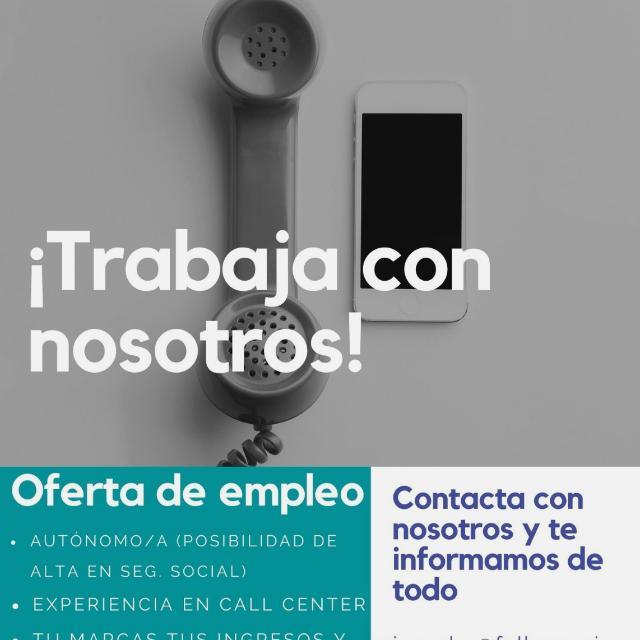TELEOPERADORES/AS SECTOR ENERGETICO