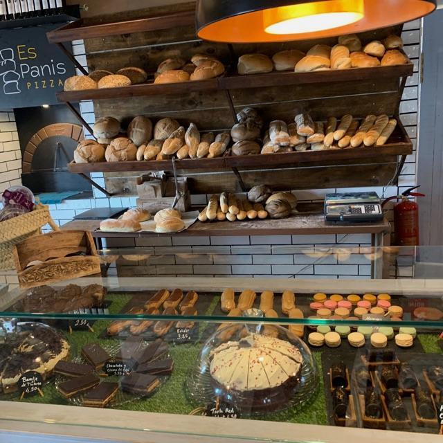 Panadero - Pastelero