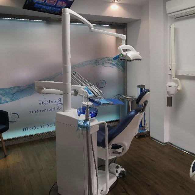 Recepcionista y auxiliar dental