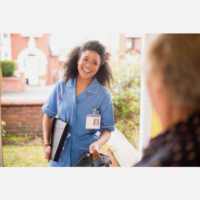 Care Assistants, nurses and occupational Therapist
